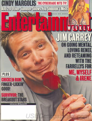 Entertainment Weekly June 23, 2000