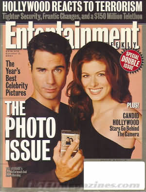 Entertainment Weekly October 05, 2001