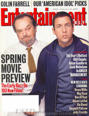 Entertainment Weekly February 14, 2003