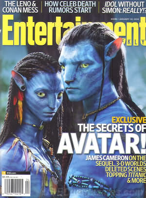 Entertainment Weekly January 22, 2010
