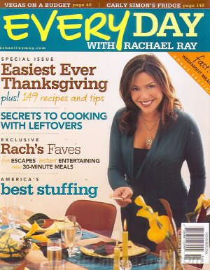 Everyday with Rachael Ray November 2006