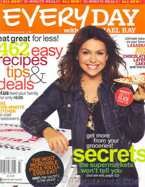 Everyday with Rachael Ray March 2010