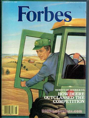 Forbes January 21, 1980