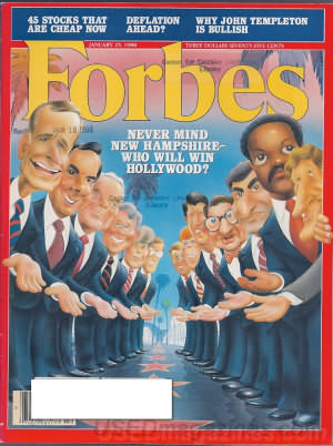 Forbes January 11, 1988