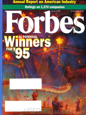 Forbes January 02, 1995