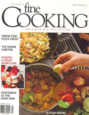 Fine Cooking June/July 1994