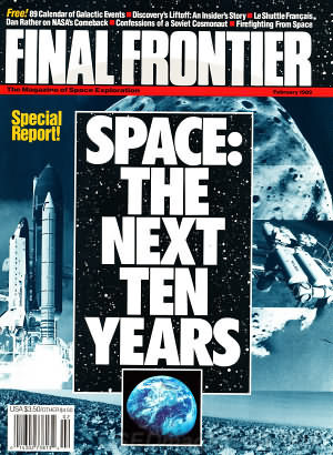 Final Frontier February 1989