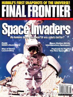 Final Frontier July/August 1990