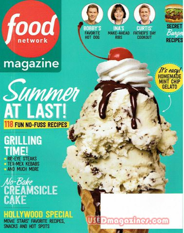 Food Network June 2015