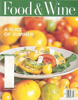 Food & Wine July 1995