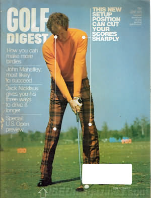 Golf Digest June 1973