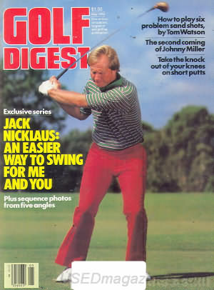 Golf Digest May 1982