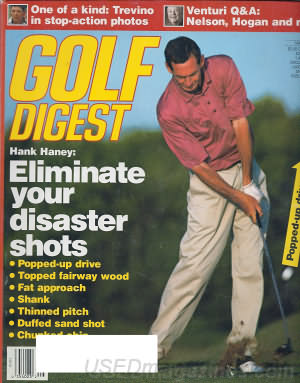 Golf Digest May 1994