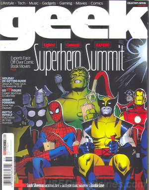 Geek Volume 01 Number 04