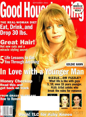 Good Housekeeping September 2002