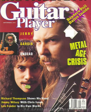Guitar Player September 1991