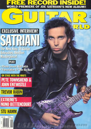 Guitar World November 1989
