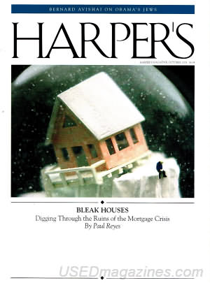 Harper's Magazine October 2008