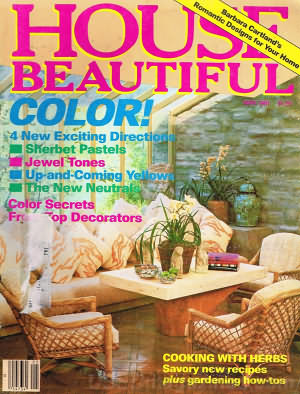 House Beautiful May 1981