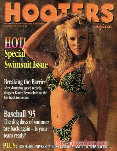 Hooters Summer 1995