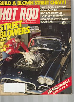 Hot Rod May 1979