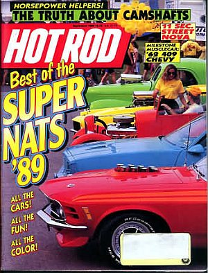 Hot Rod September 1989