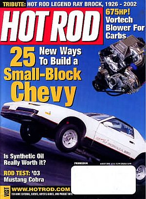 Hot Rod August 2002