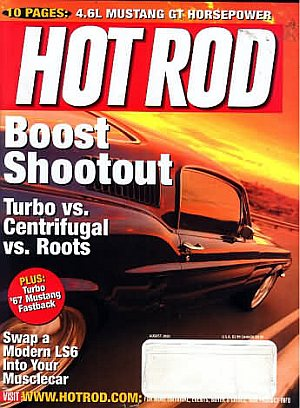 Hot Rod August 2003