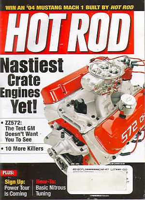 Hot Rod June 2004