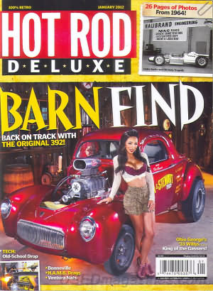 Hot Rod Deluxe January 2012