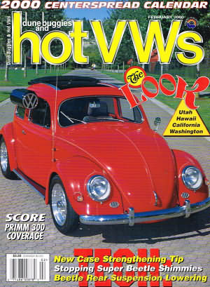 Dune Buggies and Hot VWs February 2000