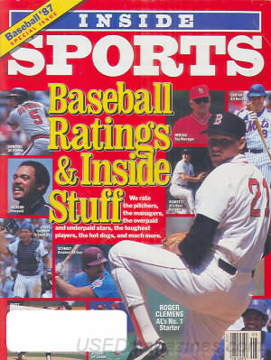 Inside Sports May 1987