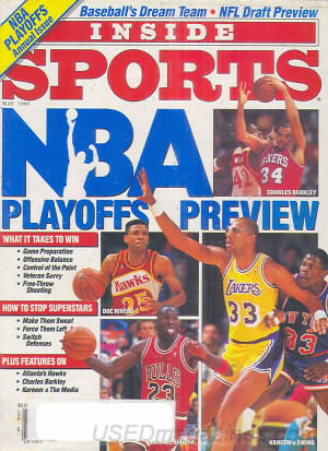 Inside Sports May 1989