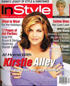 InStyle November 1997