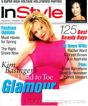 InStyle March 1998
