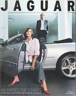 Jaguar Fall 2002