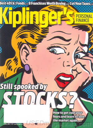 Kiplinger's Personal Finance April 2013