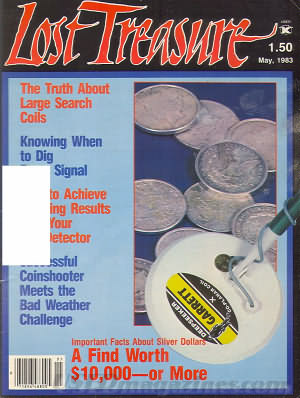 Lost Treasure May 1983