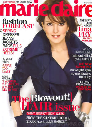 Marie Claire May 2008