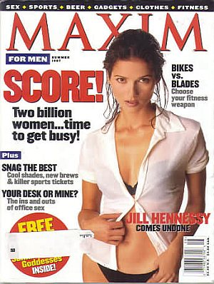 Maxim July/August 1997 (Issue 2)