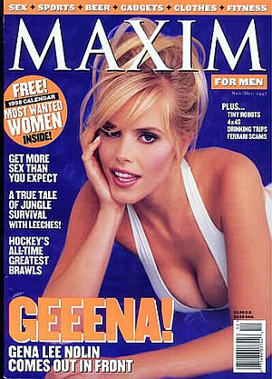 Maxim November/December 1997 (Issue 4)