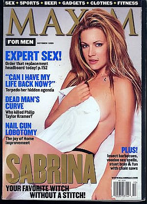 Maxim October 1999 (Issue 22)
