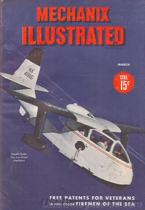 Mechanix Illustrated March 1946