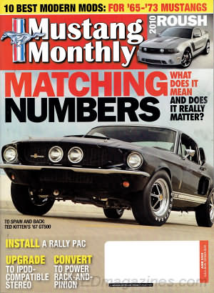 Mustang Monthly June 2009