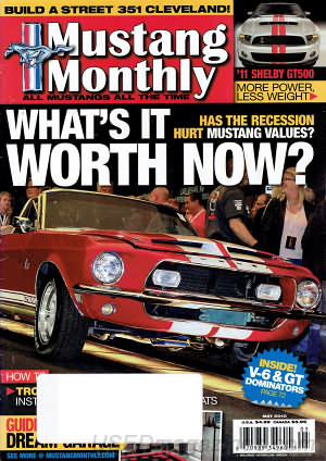 Mustang Monthly May 2010