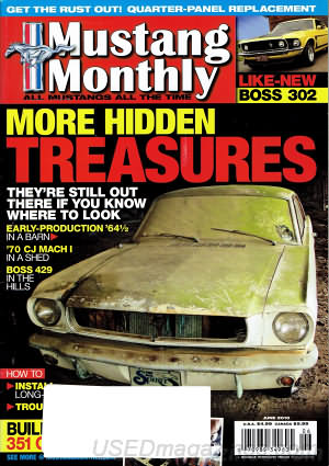 Mustang Monthly June 2010