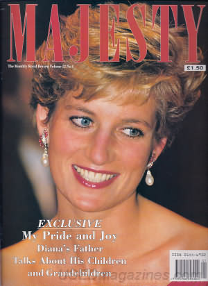 Majesty January 1991