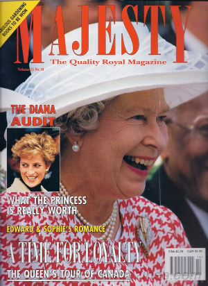 Majesty October 1994