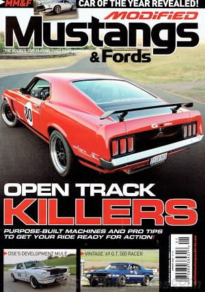 Modified Mustangs & Fords January 2013