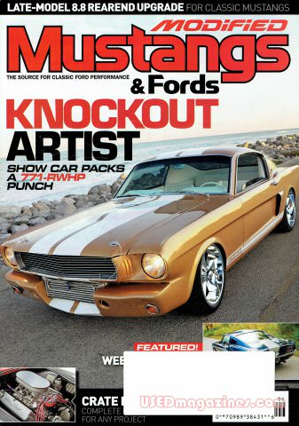 Modified Mustangs & Fords June 2013
